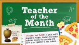 Golden Apple Award: Nominate you favourite teacher today!