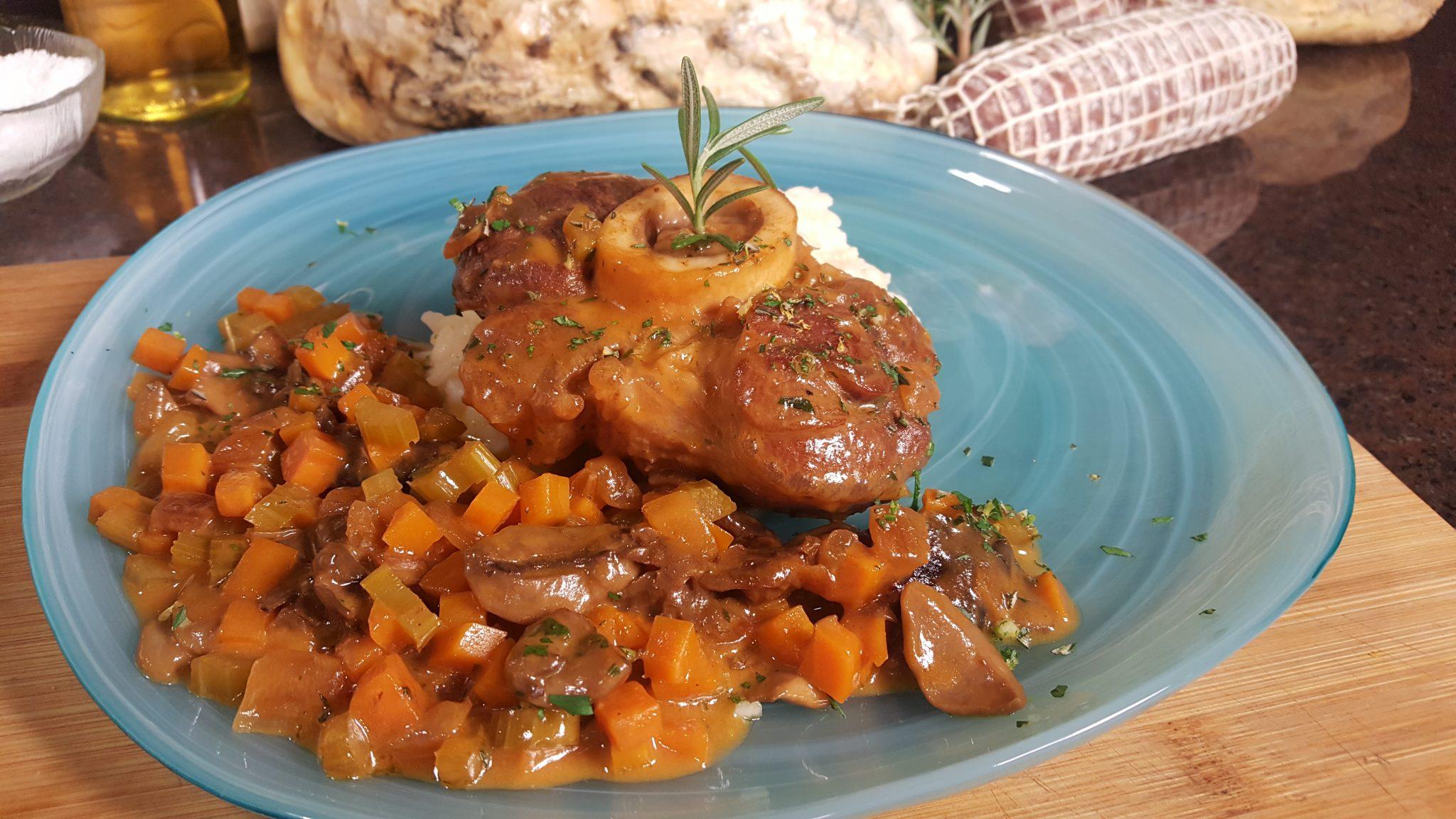 Recipes omni on en for Cucinare ossobuco
