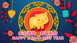 Celebrating Year of the Pig (Mandarin)
