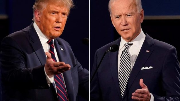 Whether Biden or Trump win 2020 U.S. presidential election, fears of chaos abound