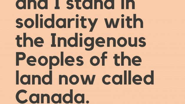 The important role Canadian immigrants play in Indigenous reconciliation