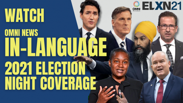 WATCH LIVE in-language coverage of the 2021 Canadian federal election